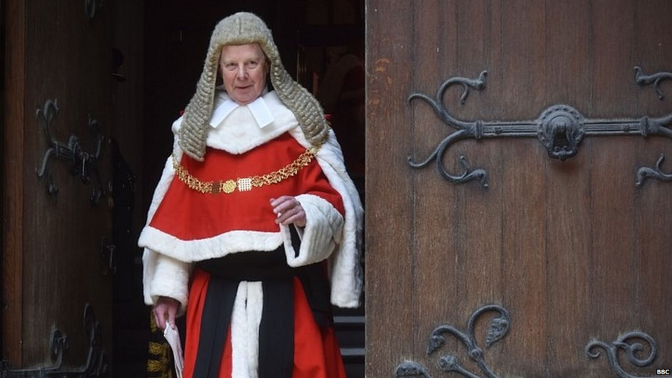 Lord John Laugharne Thomas, Baron Thomas of Cwmgiedd