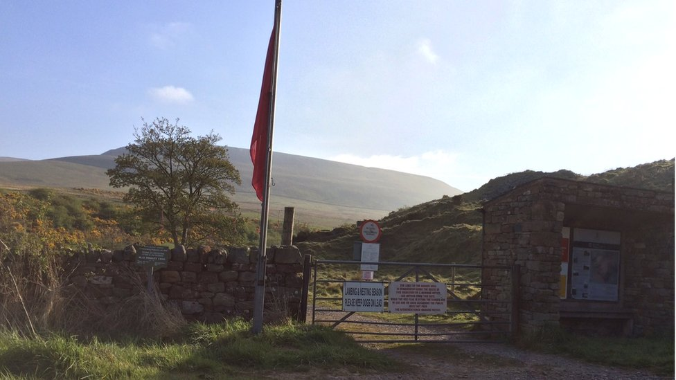 Protected status removed from MoD-owned fells