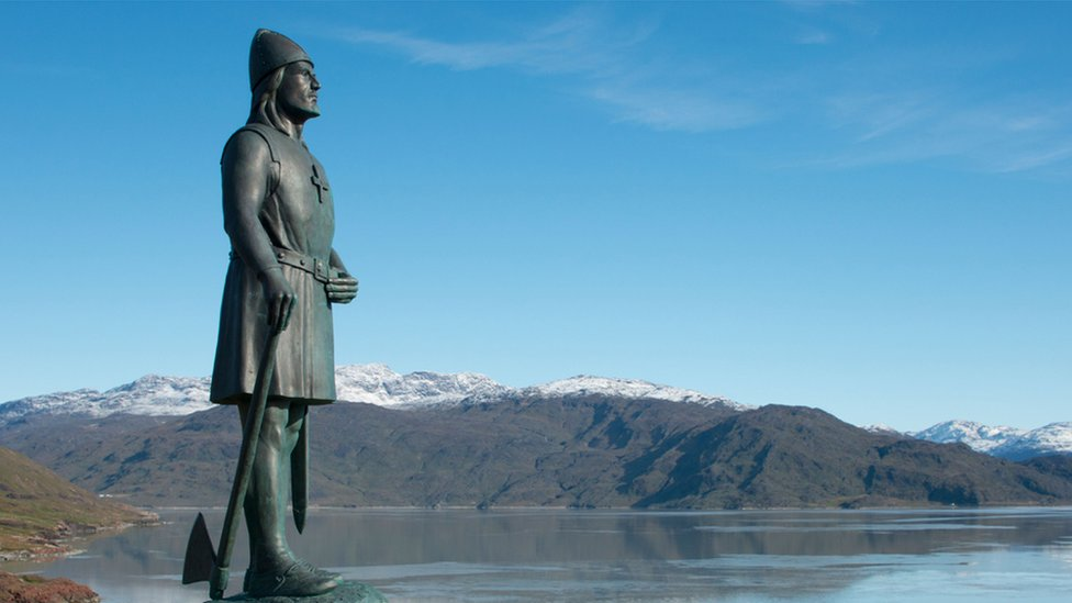 Statue of Leif Erikson, Greenland