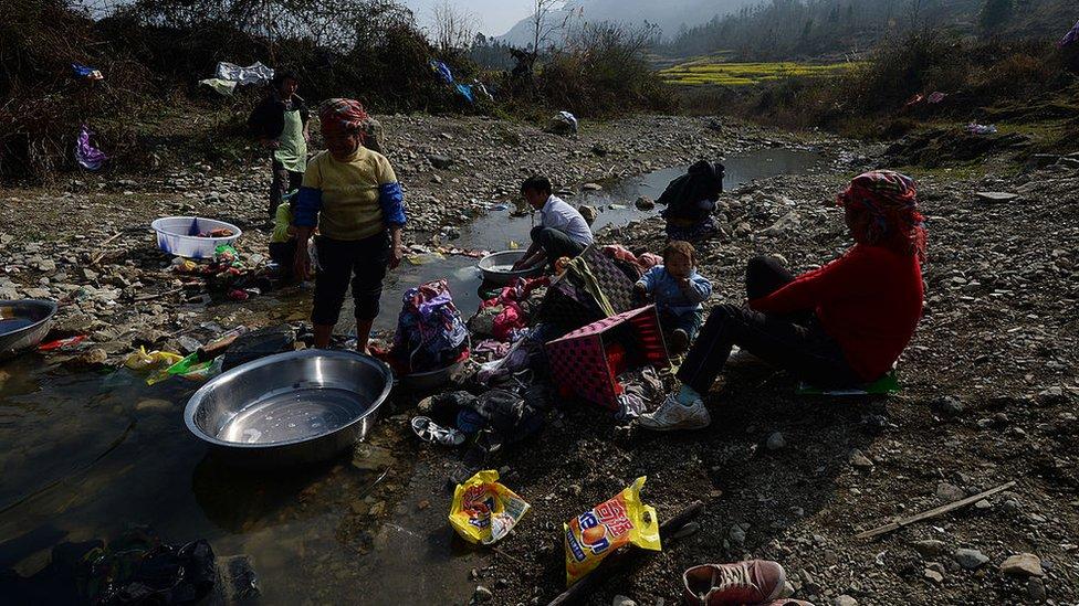 الفقر في الصين