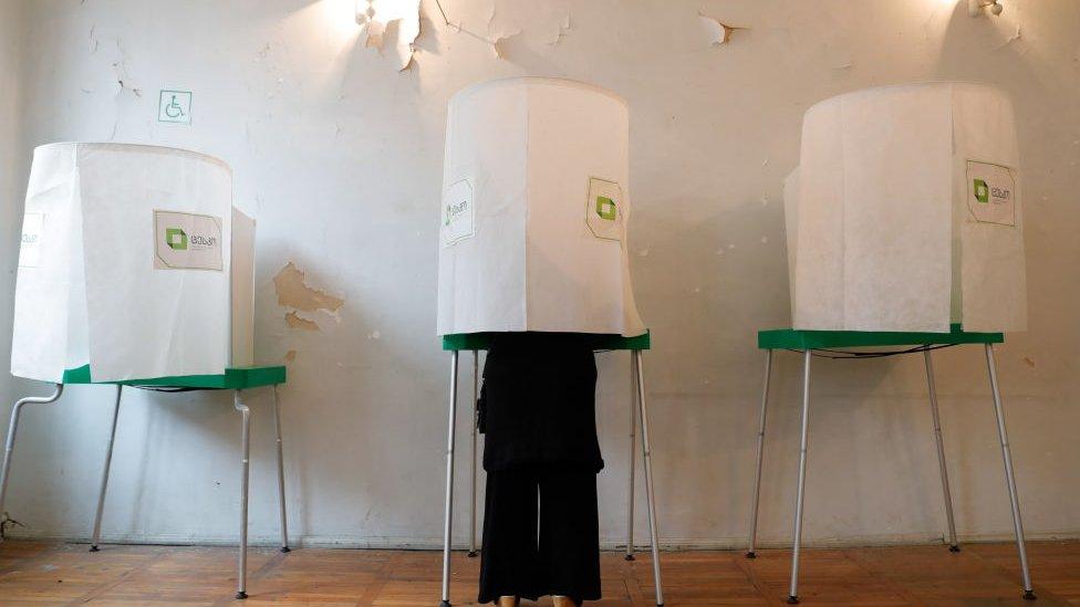 У Грузії відбудеться другий тур президентських виборів