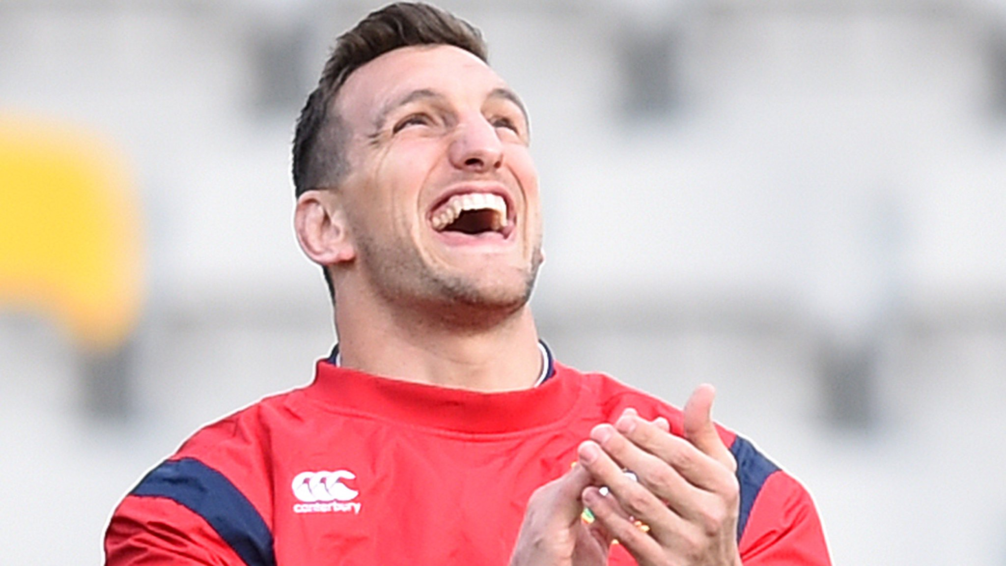 Sam Warburton: Wales and Lions flanker 'completely surprised' by OBE