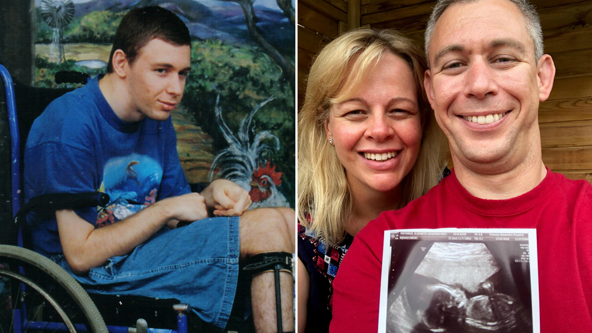 Martin Pistorius: 'My mind was trapped in a useless body for a decade'
