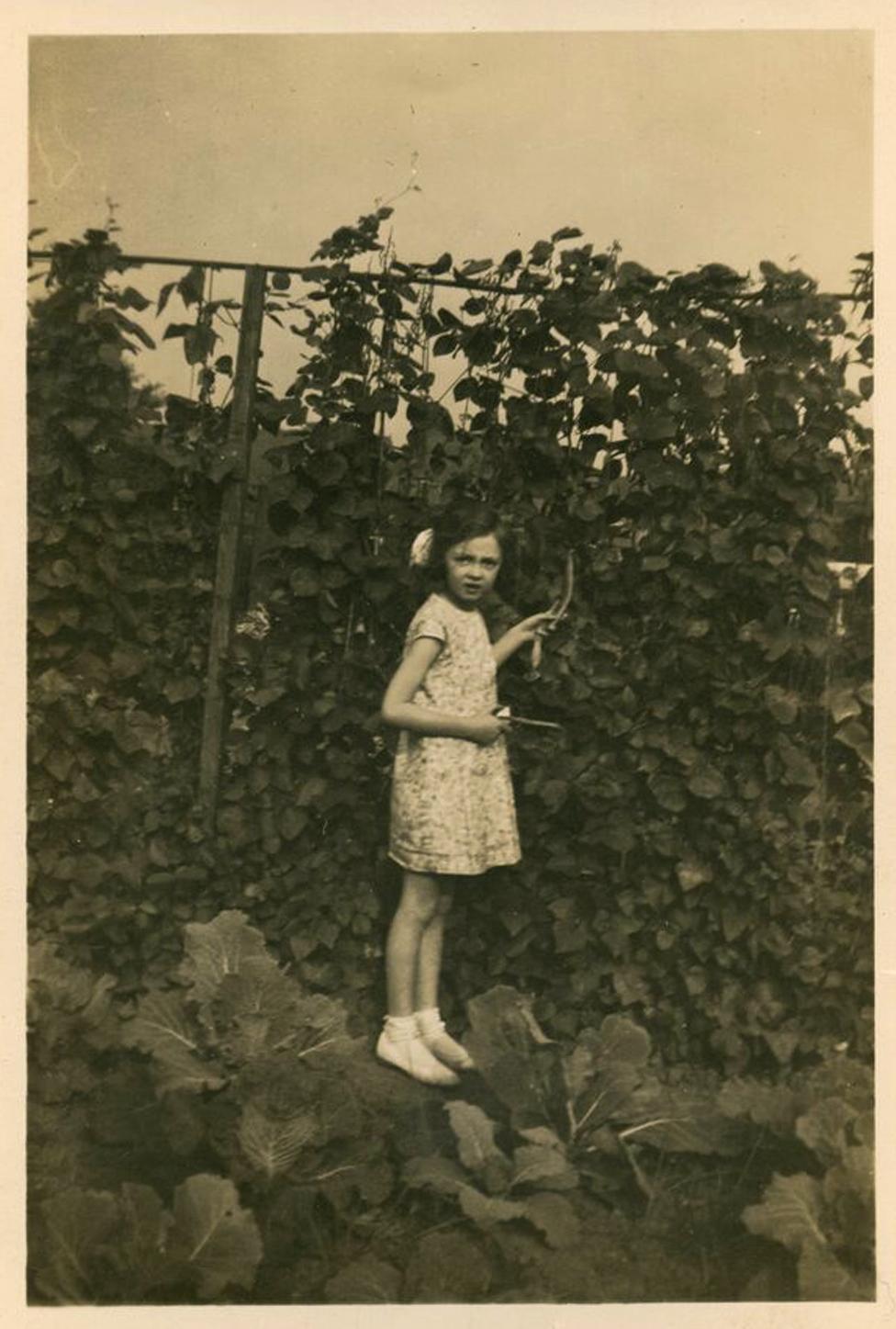 Mama Džejn Garner na parceli