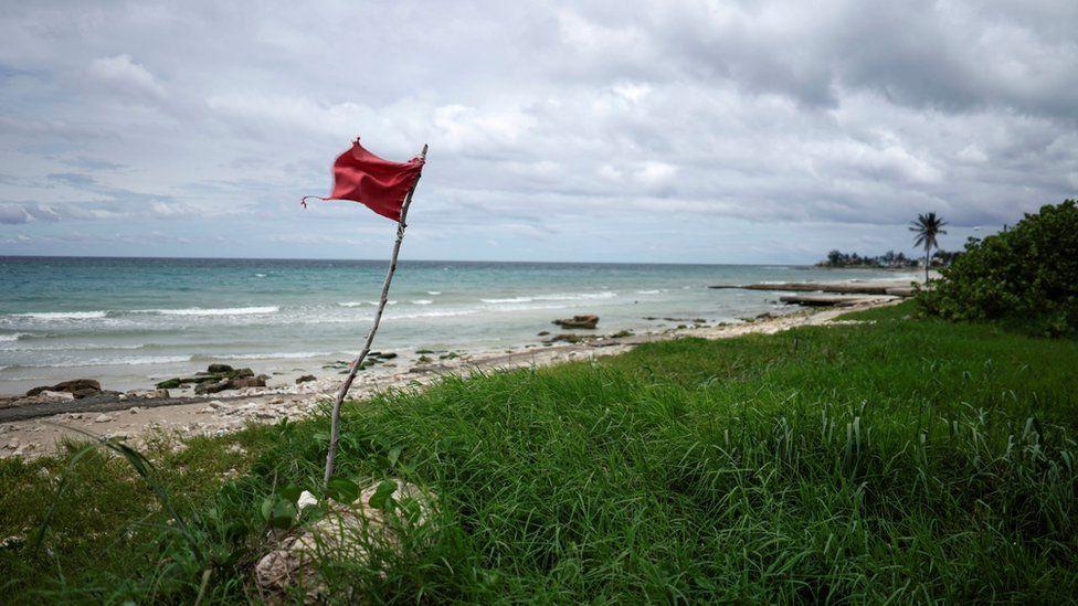 كوبا في خضم العاصفة الاستوائية