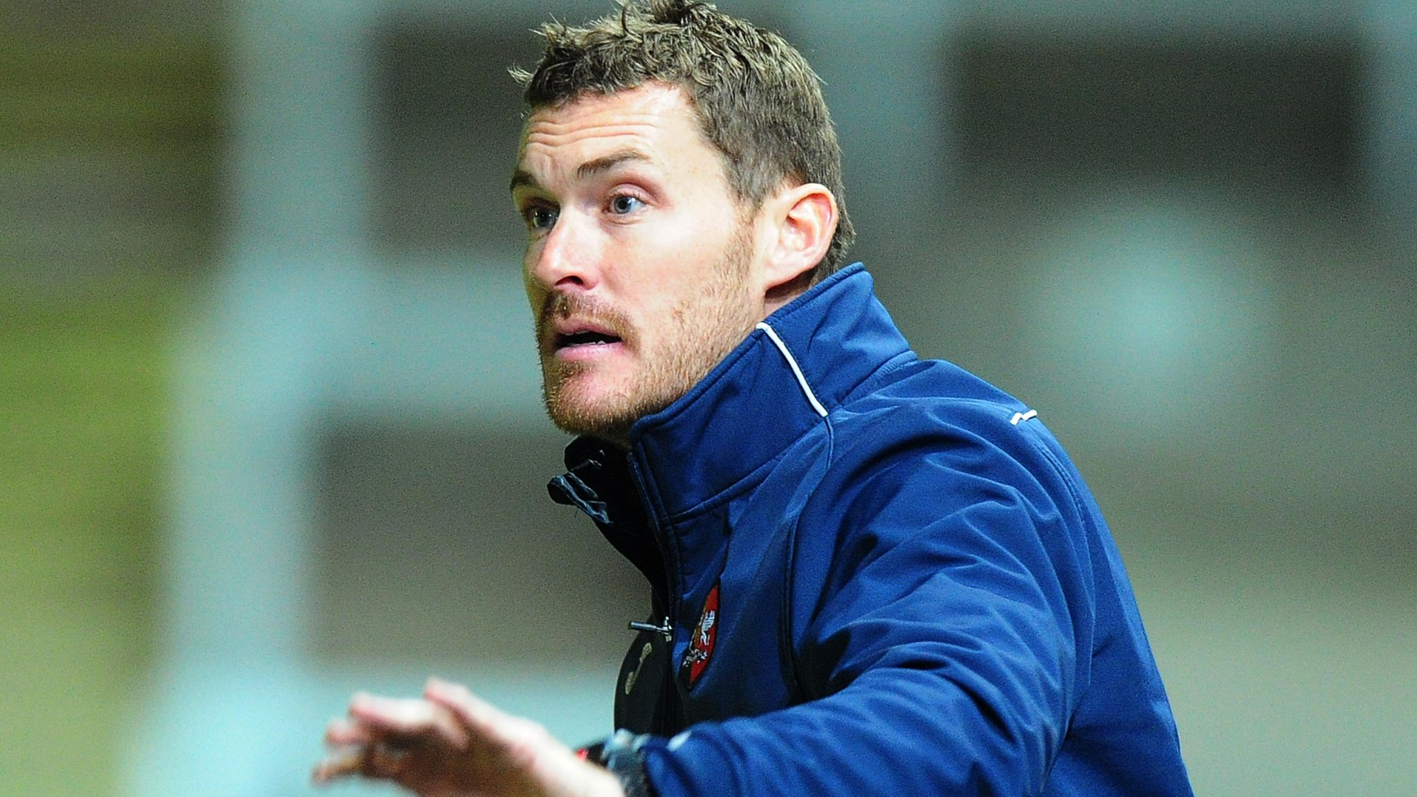 Exeter City get 'reality check' after first dropped points - boss Matt Taylor