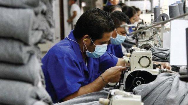 Fábrica textil en Honduras