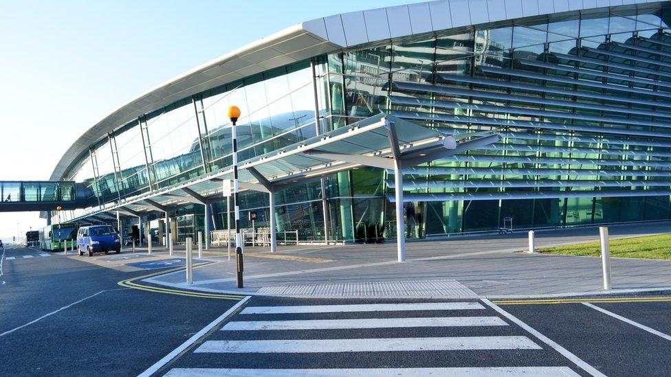 Aerodrom u Dablinu