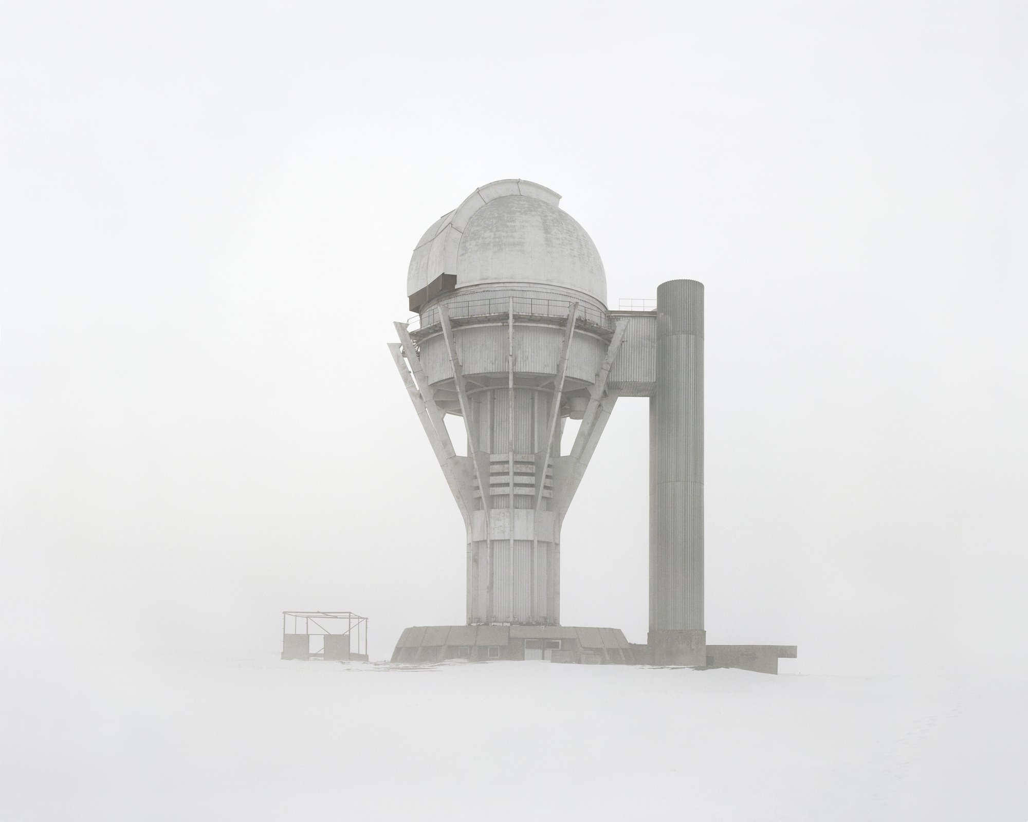Restricted Areas - Deserted observatory