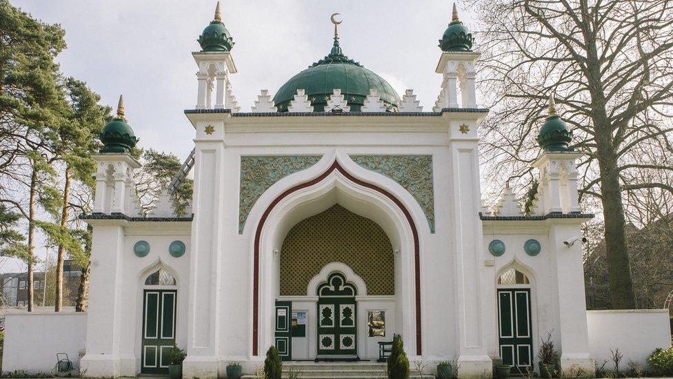 مسجد ووكينغ