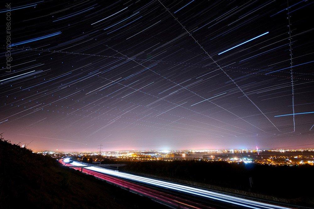 slika noćnog neba