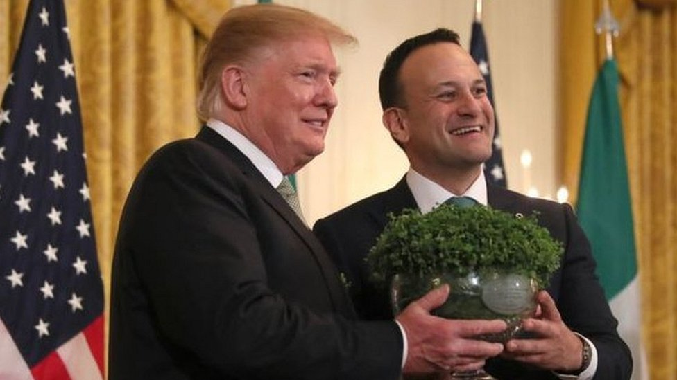 Donald Trump's Ireland visit confirmed by White House