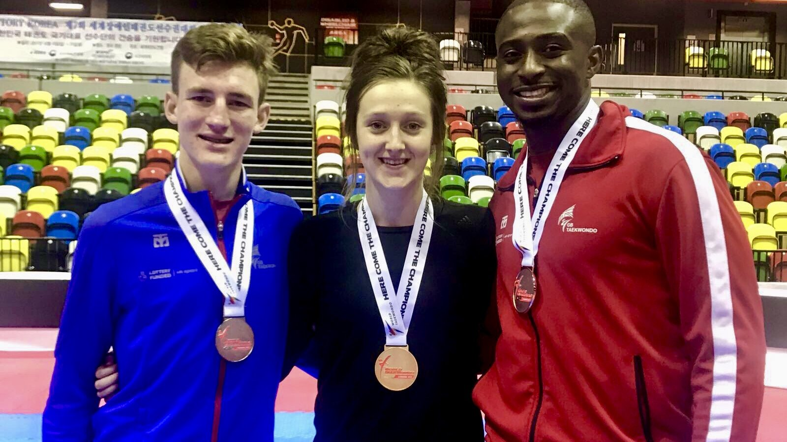 World Taekwondo Grand Prix: Lauren Williams secures stunning Grand Prix gold