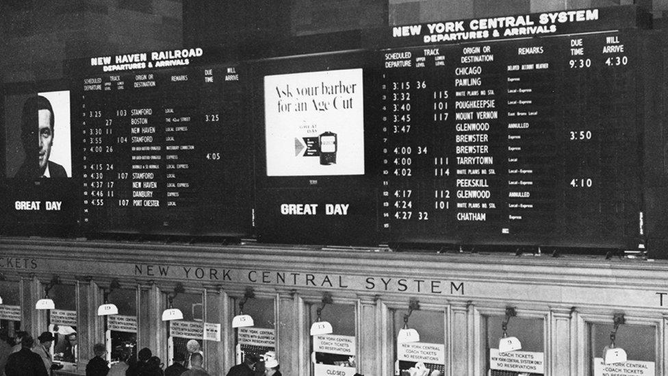 Terminal Grand Central de New York