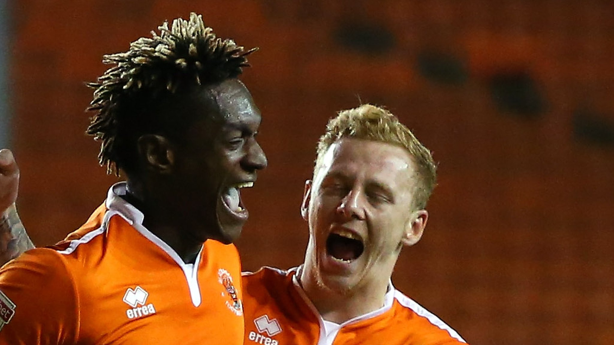 Blackpool 2-0 Queens Park Rangers: Seasiders knock out Rs to go through
