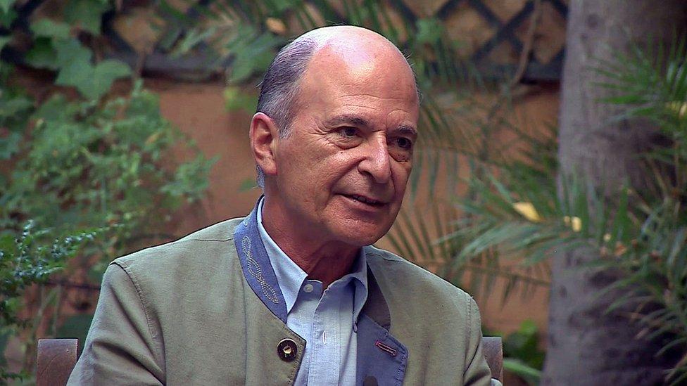 Prof Carlos Rodriguez Braun