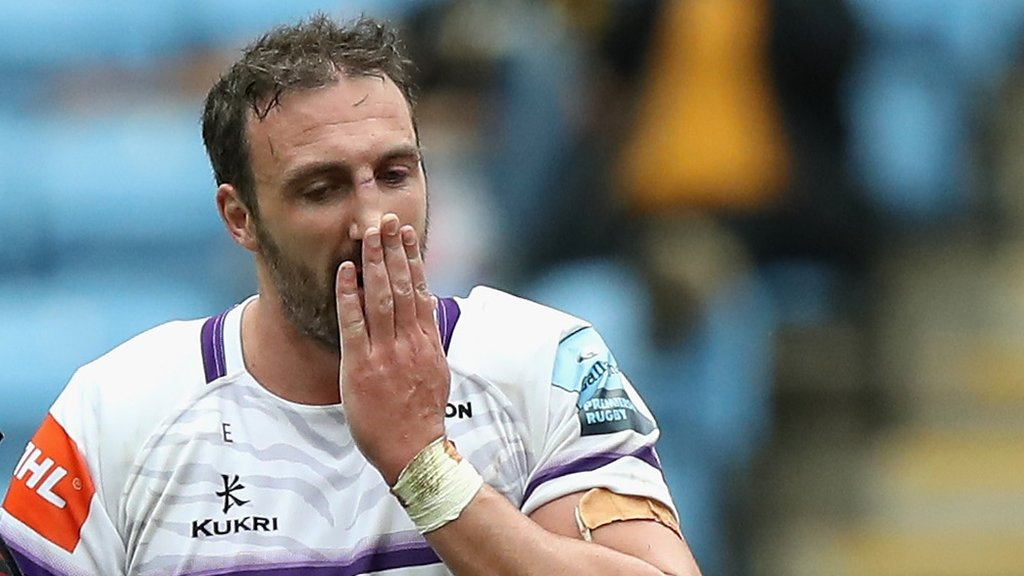 Will Spencer: Leicester second row banned for dangerous tackle