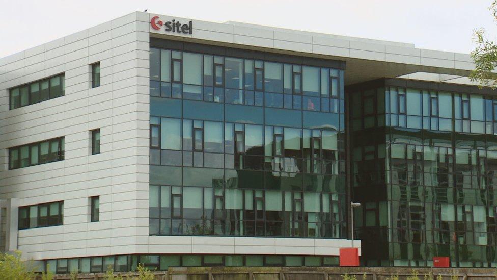 Sitel call centre, Bellshill