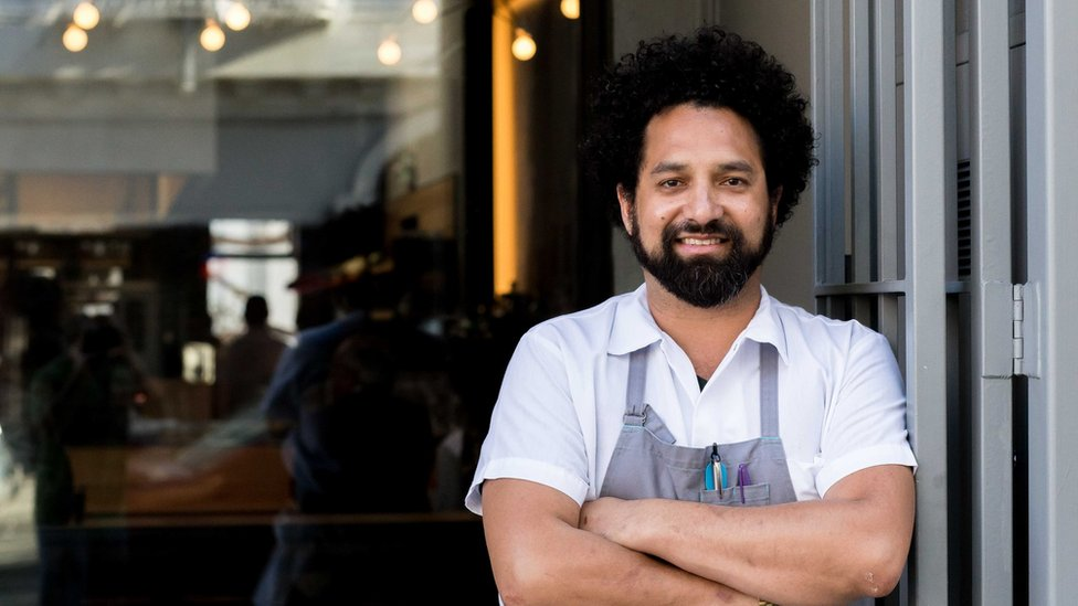 Liholiho Yacht Club co-owner Ravi Kapur
