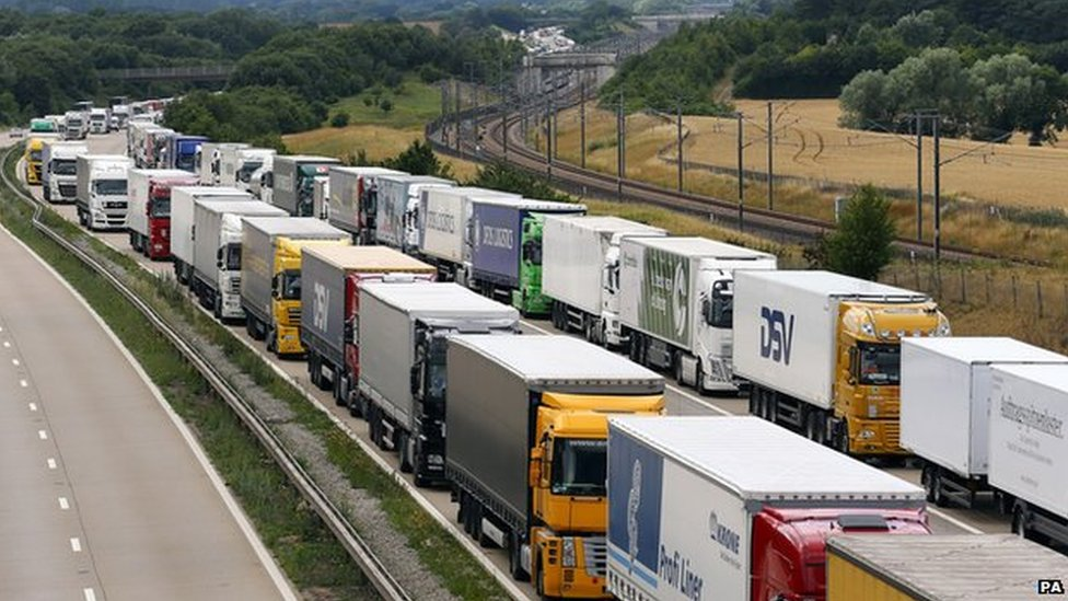 Brexit: Operation Brock to begin on the M20 next week