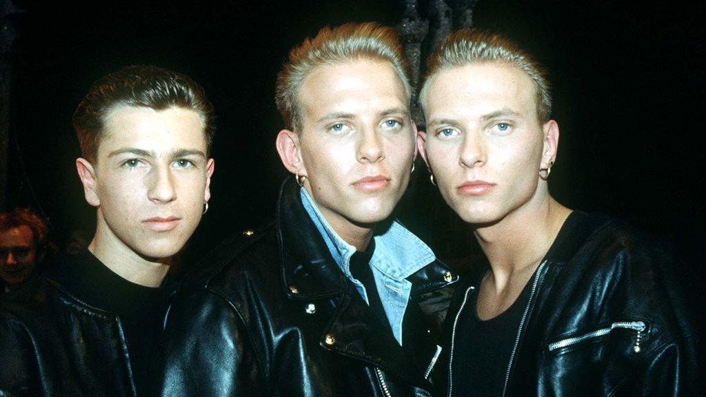 Bros in 1988