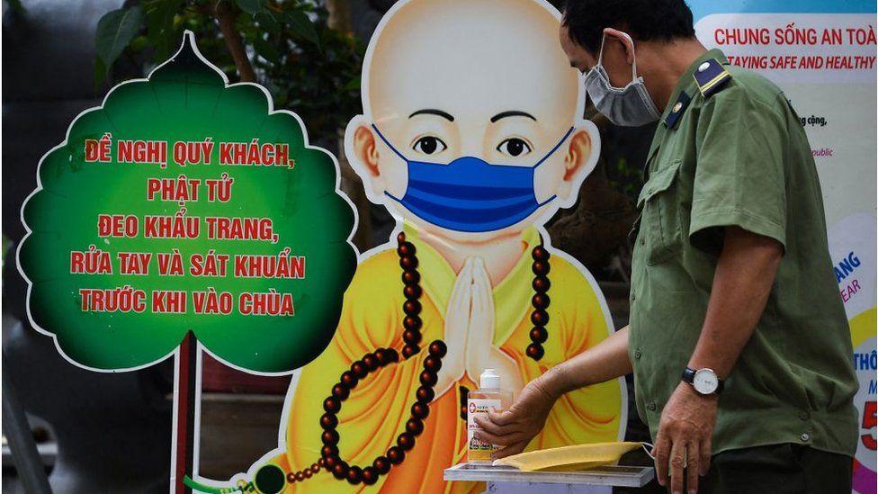 Campaña de testeo en Vietnam