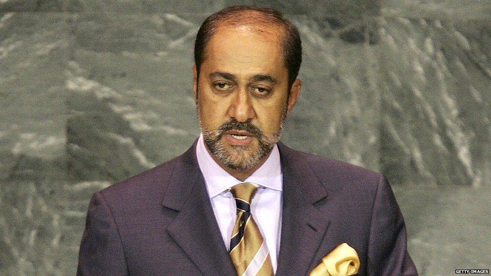 ओमान के सुल्तान हैयथम बिन तारिक़