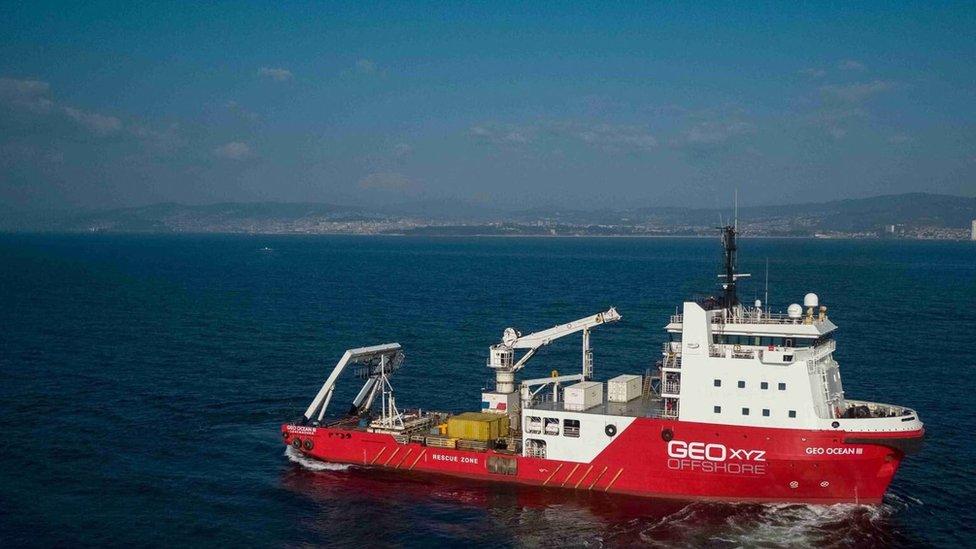 Geo Ocean III