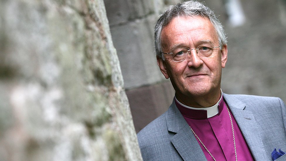John Davies is the new Archbishop of Wales