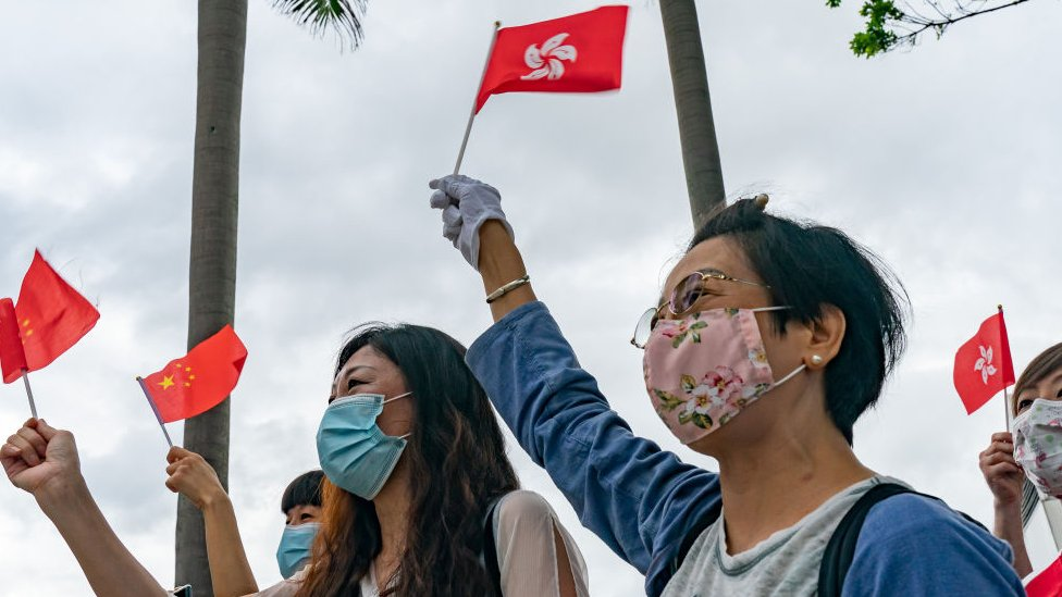 Hong Kong Marks One Year Since The Start Of Pro-Democracy Protests