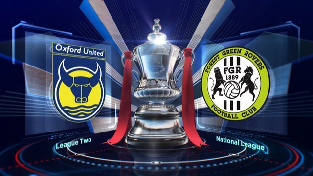 FA Cup highlights: Oxford United v Forest Green Rovers