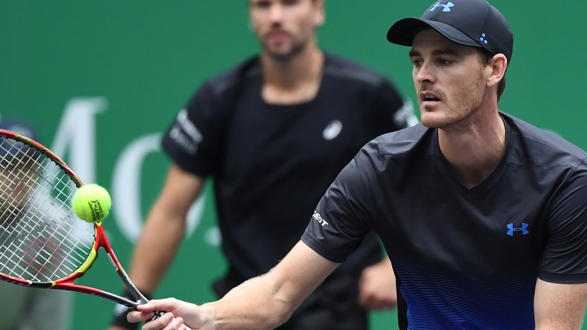 Shanghai Masters: Jamie Murray & Bruno Soares lose final to Kubot and Melo