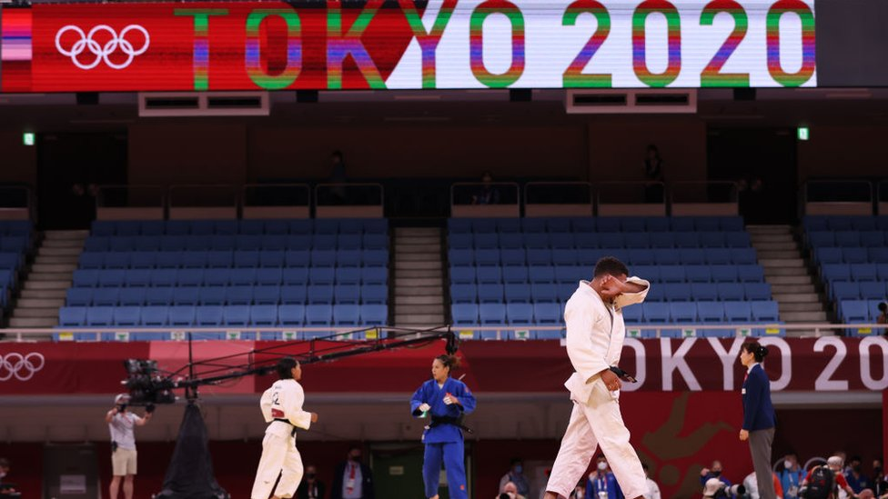 Competiciones de judo