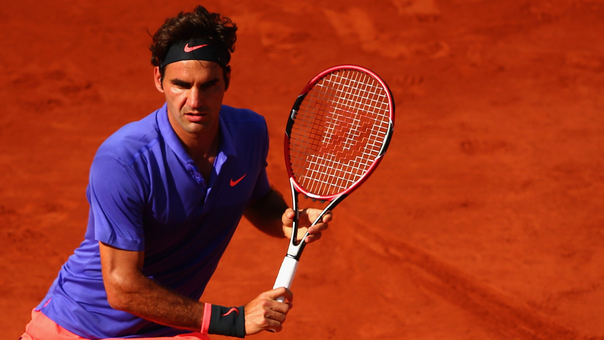 Roger Federer to return to clay at Madrid Open in May