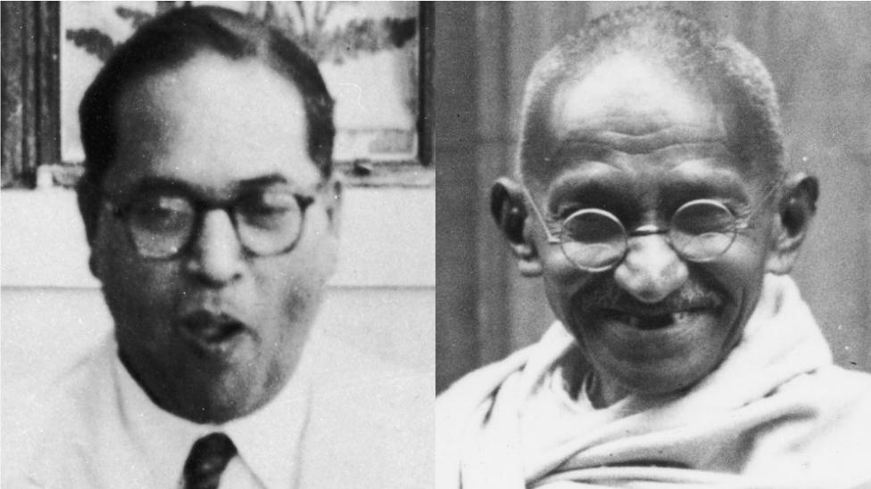 बाबा साहब भीम राव आंबेडकर क्यों नहीं कहते थे गांधी को महात्मा