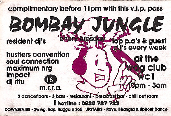 Bombay Jungle VIP pass