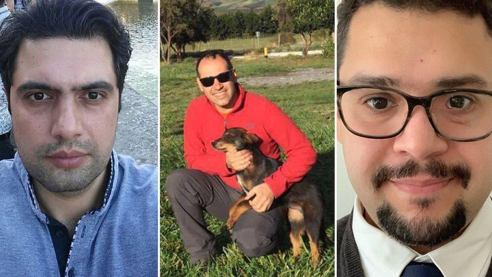 Mohammed Reza Kadkhoda Zadeh, Sam Zokaei and Saeed Tahmasebi