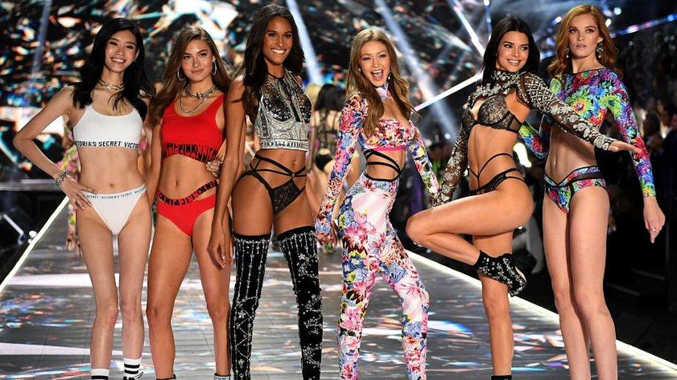 Victoria's Secret annual show