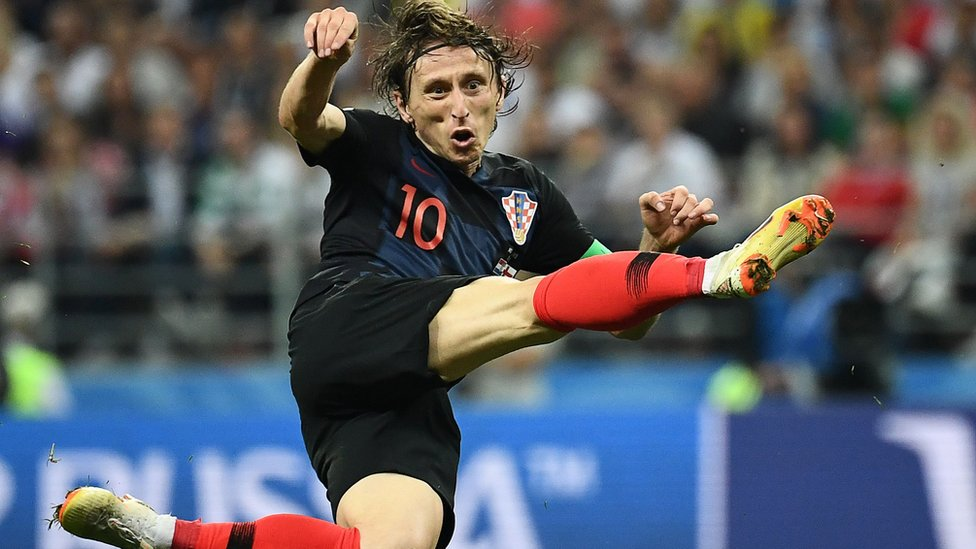 Croatia's Luka Modric: Chequered past haunts World Cup star