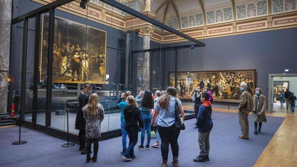 Hollanda'da müze