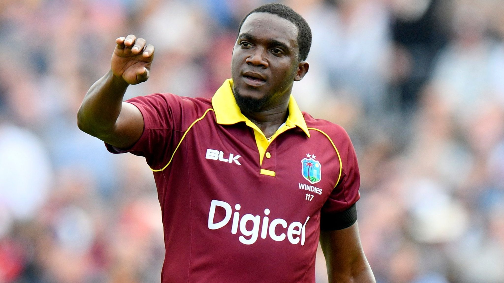Jerome Taylor: Somerset sign West Indies fast bowler in T20 Blast deal