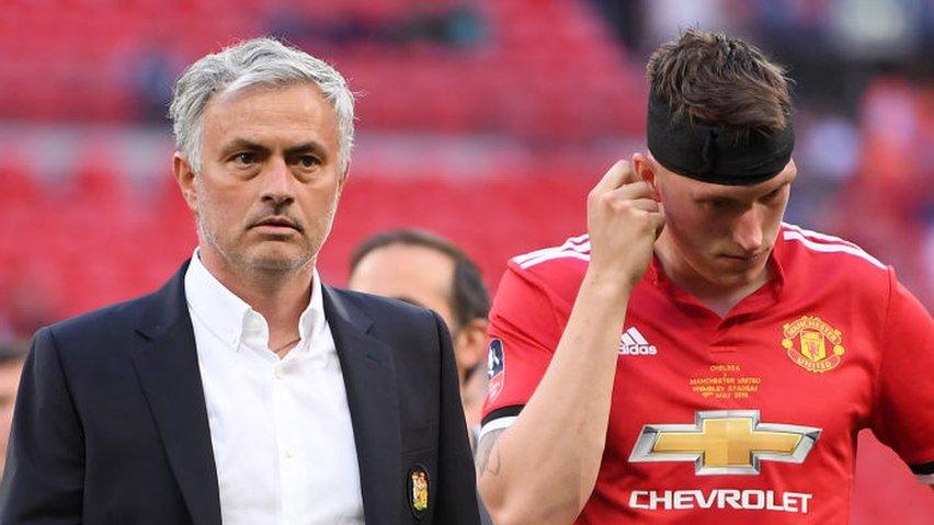 Jose Mourinho: Chelsea didn't deserve FA Cup win - Man Utd boss