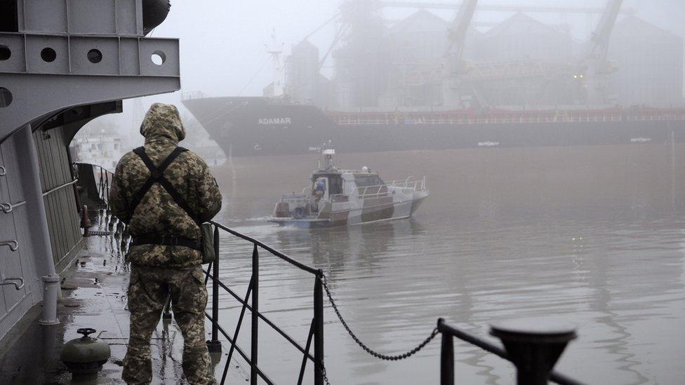 Україна проситиме закрити Босфор для російських кораблів - Воронченко