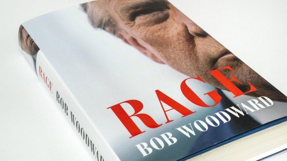 غلاف كتاب وودوورد
