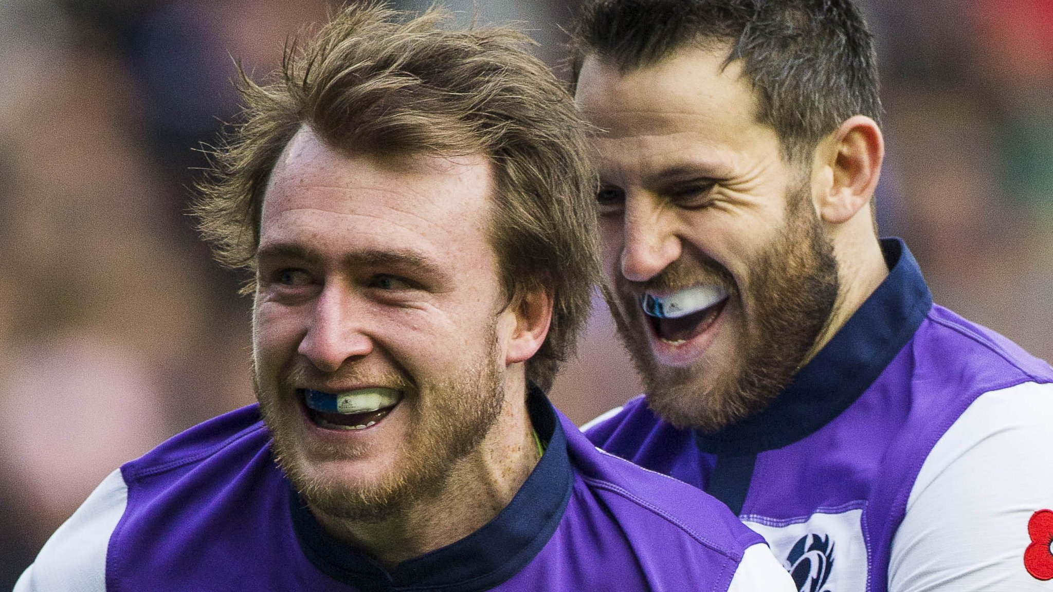 Stuart Hogg: Watch the Scotland full-back's Six Nations tries