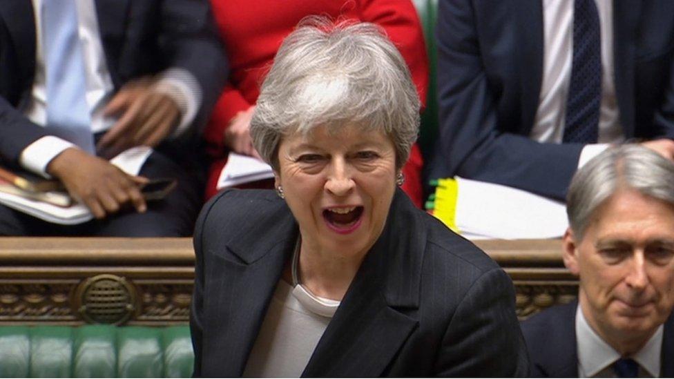 Brexit: Theresa May pide retrasar la salida de Reino Unido hasta el 30 de junio ...
