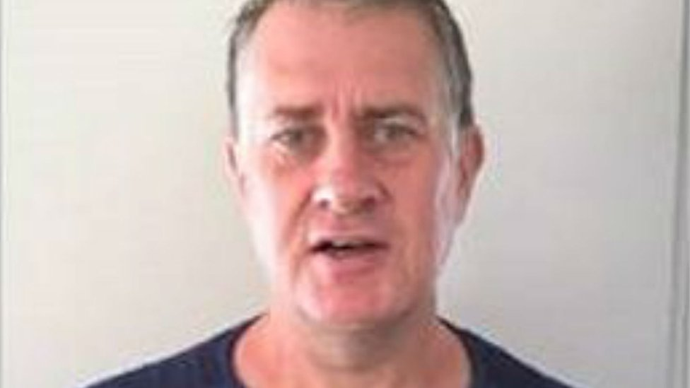 Jeremy Brabrooke: Murderer absconds from Ford Prison