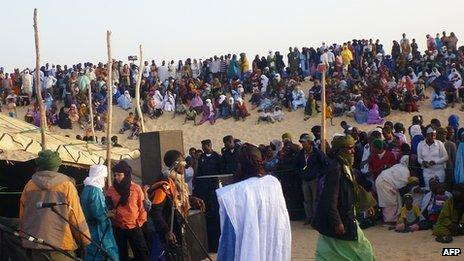 Mali's Desert Festival