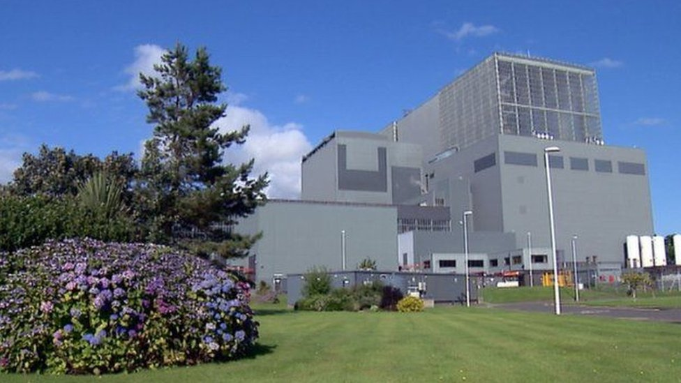 Over 350 cracks found in Hunterston B nuclear reactor