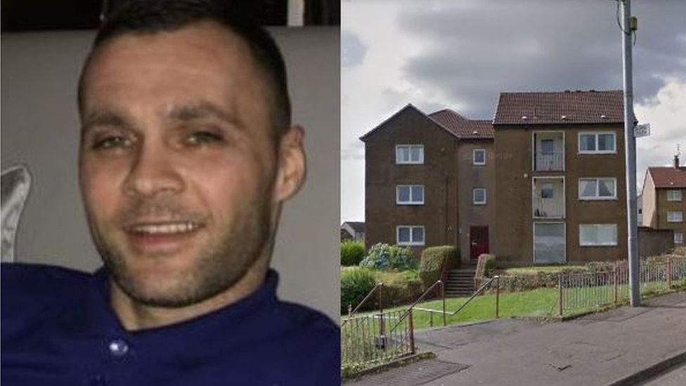 Man charged after death of 38-year-old in Easterhouse